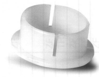 Втулка рейки ГУР 24mm, Втулка рейки VW Golf_4